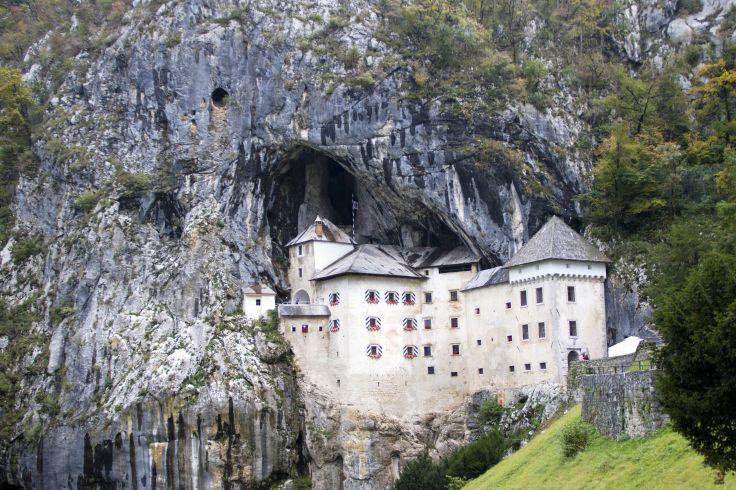 Château de Predjama - Postojna - Slovénie