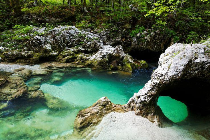 Parc national du Triglav - Slovénie