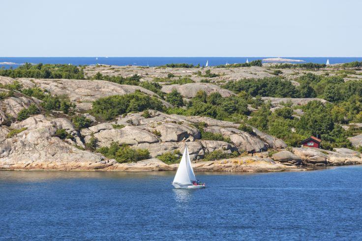 Comté de Vastra Gotaland - Suède
