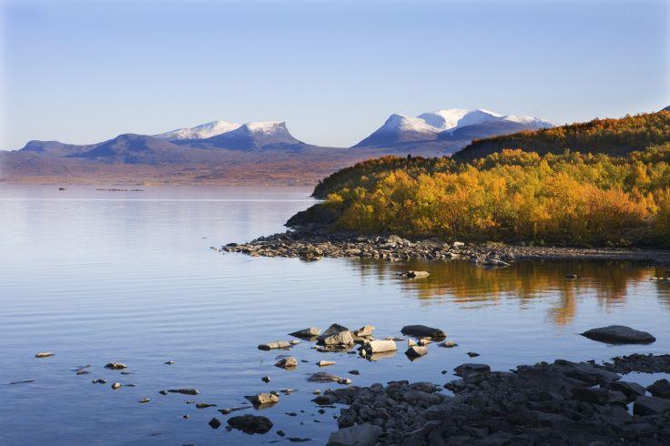 Parc national d'Abisko - Norrbotten - Suède