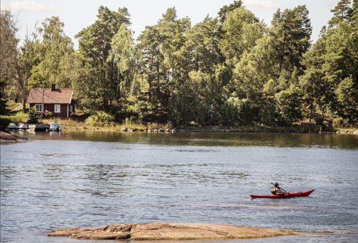 Ile de Grinda - Stockholm - Suède