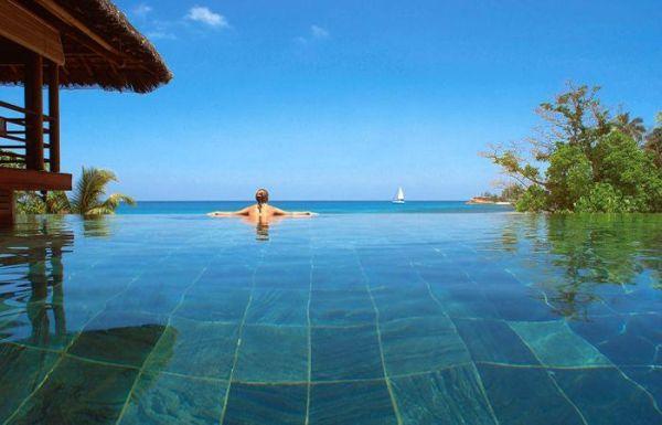 Lémuria Resort - Séjour de luxe à Praslin