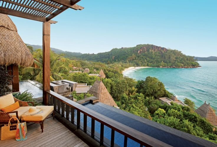 Maia Luxury Resort & Spa - Mahe - Seychelles