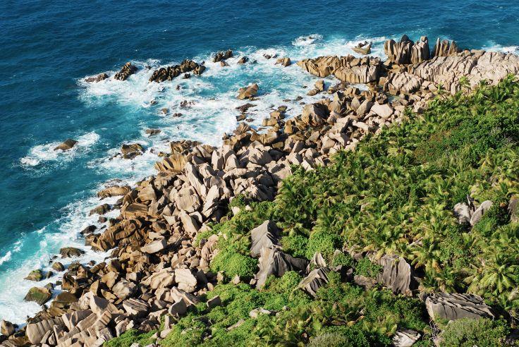 Côte de Granit - Mahé - Seychelles