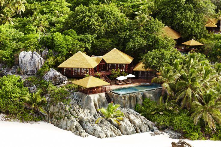 Fregate Island Private (Two Bedroom Villa) - Seychelles