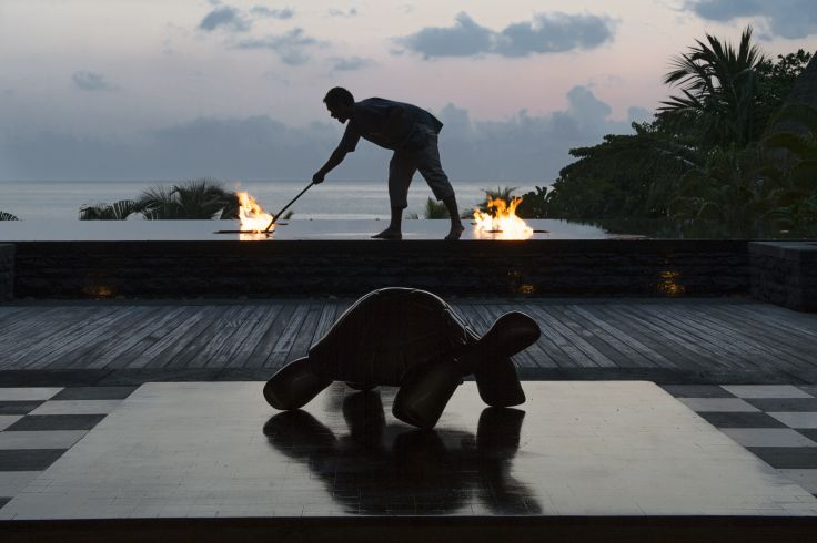 Maia Luxury Resort & Spa - Mahé - Seychelles