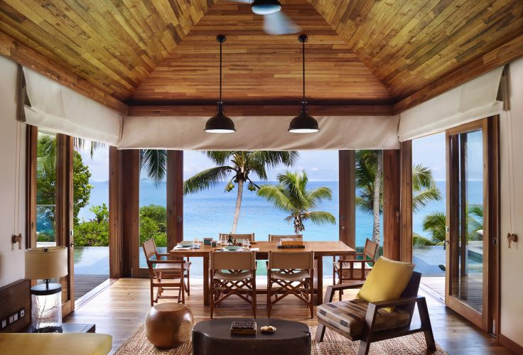 Six Senses Zil Pasyon (Two Bedroom Pool Villa) - Félicité - Seychelles