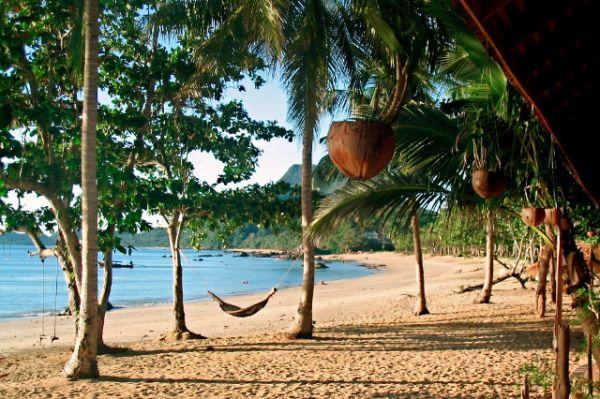 Thaïlande - Esprit Robinson sur l'île de Koh Jum