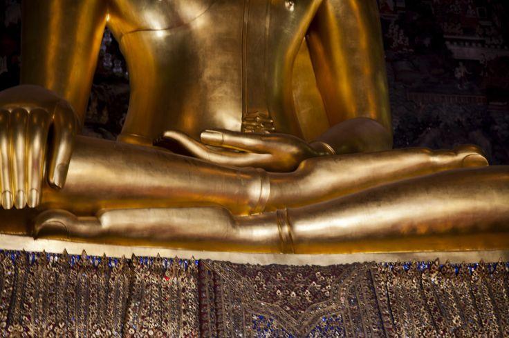 Temple Wat Suthat - Bangkok - Thaïlande
