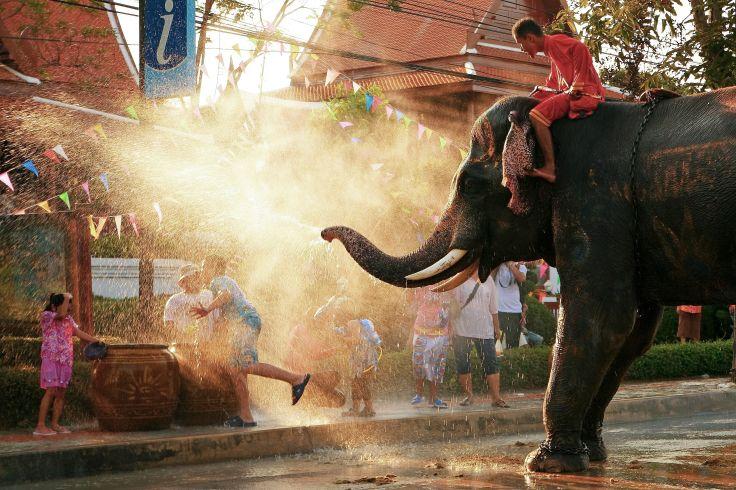 Tuk-tuk, plage & éléphants-La Thaïlande en famille à la Toussaint