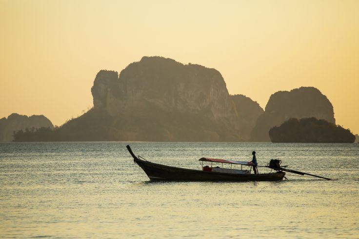 Thaïlande - Parenthèse charme dans la baie de Krabi