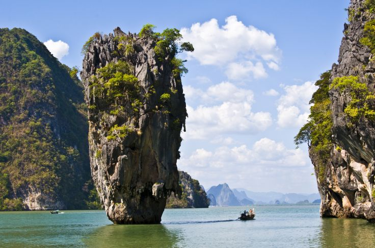 Baie de Phang Nga - Thaïlande