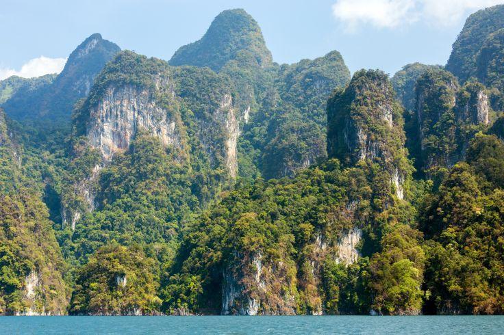 Koh Hong - Province de Krabi - Thaïlande