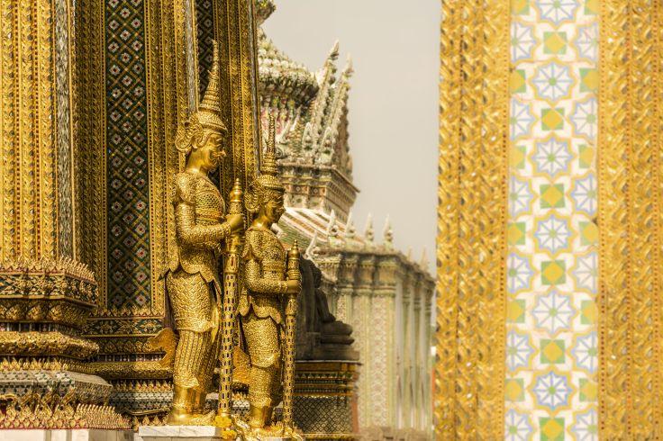 Wat Phra Kaeo - Bangkok - Thaïlande