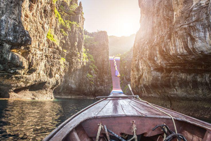 En tribu aux beaux jours - Bangkok, rivière Kwai & îles thaïes
