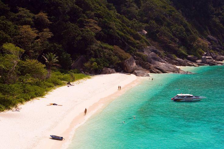 Province de Krabi - Thaïlande