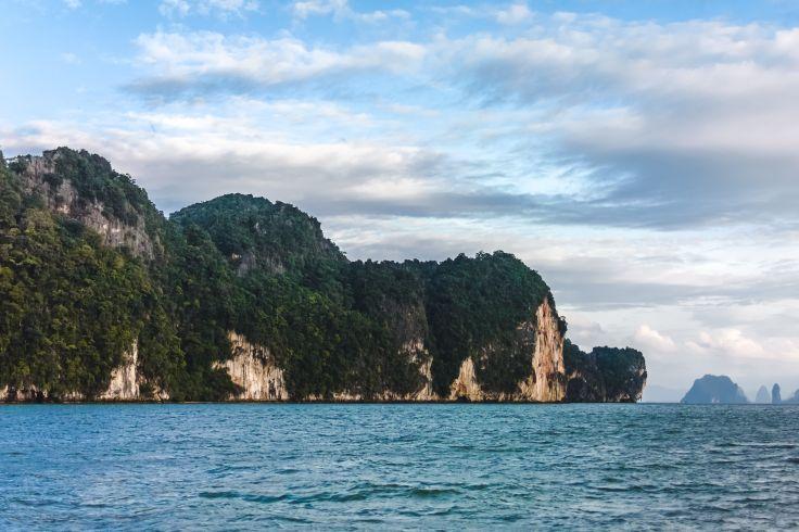 Baie de Phang Nga - Thailande
