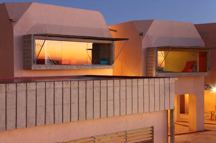 Nefta, oasis du Jerid - Hôtel design et nuit saharienne