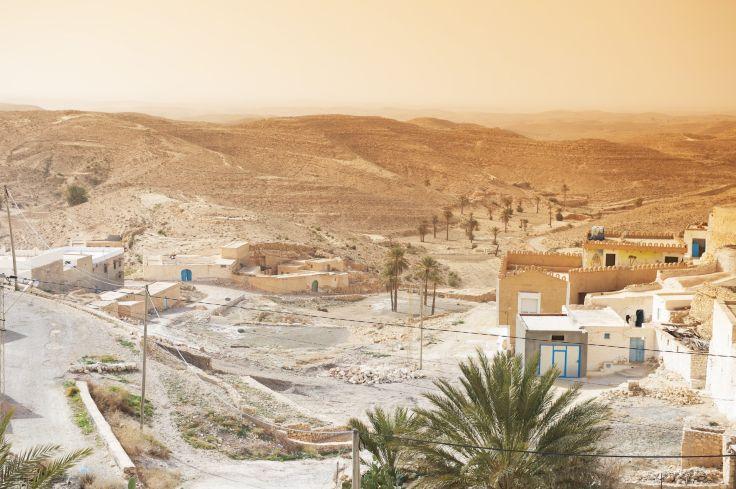 Tamezret - Tunisie