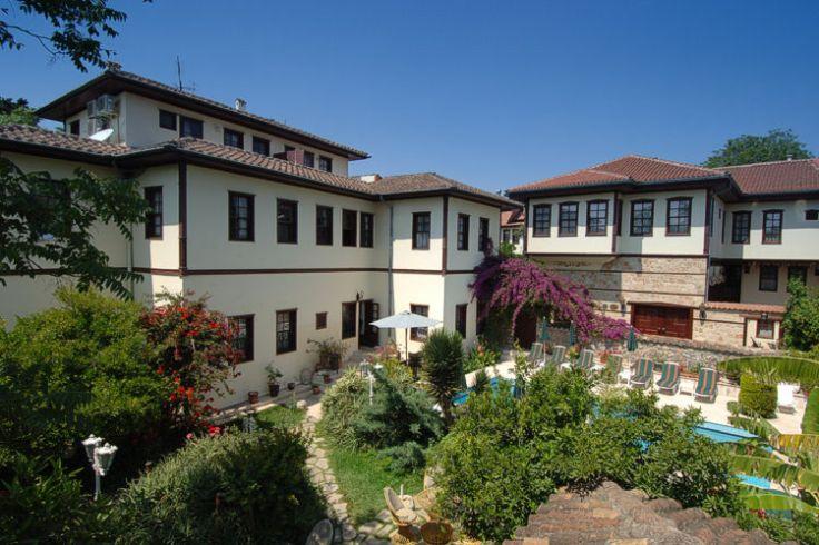 Séjour en Turquie : Antalya - Les charmes d´un palais ottoman au Tuvana
