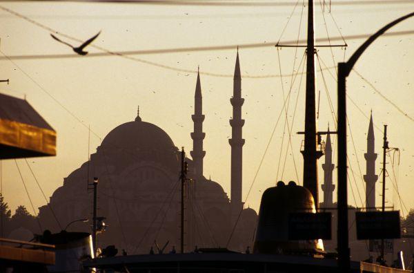 Séjour en Turquie : Sur les toits d' Istanbul - Week-end à l'Anemon Galata