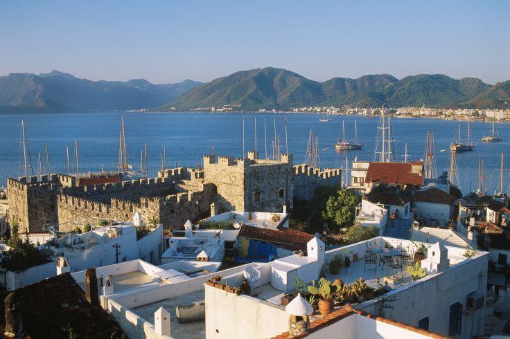 Turquie antique et Grèce des îles - Voyage en Méditerranée