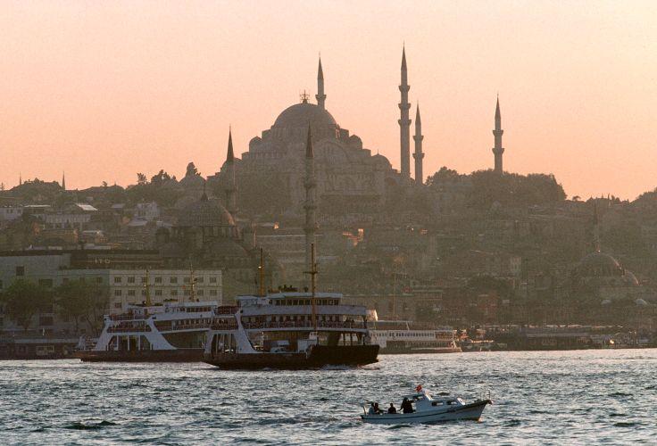 Mosquée Bleue - Istanbul - Turquie