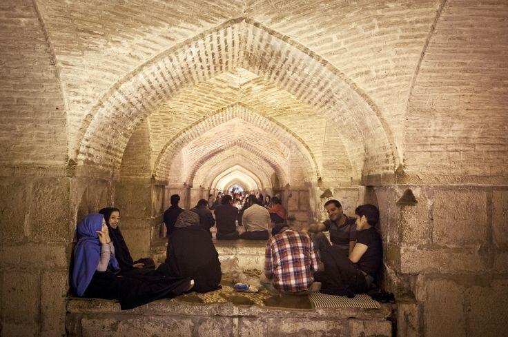 Pont Si-o-se Pol - Ispahan - Iran