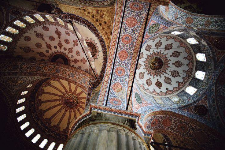 Sainte-Sophie - Istanbul - Turquie