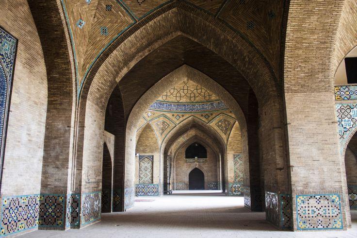 Hakim Mosque - Ispahan - Iran