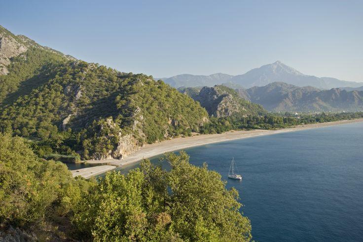 Cirali - Antalya - Turquie
