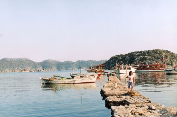 Le long de la côte Lycienne - Une Turquie bleue et secrète