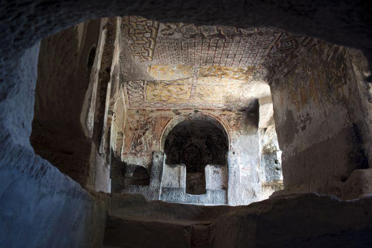 Monastère de Keslik - Cappadoce - Turquie