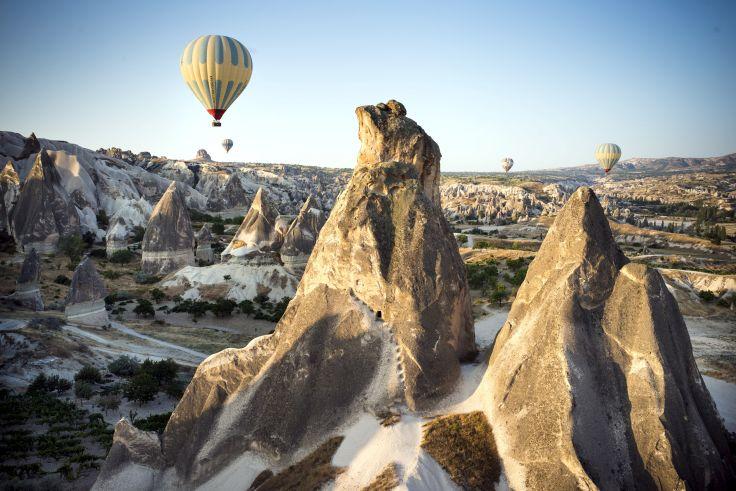 Parc national de Goreme - Cappadoce - Turquie