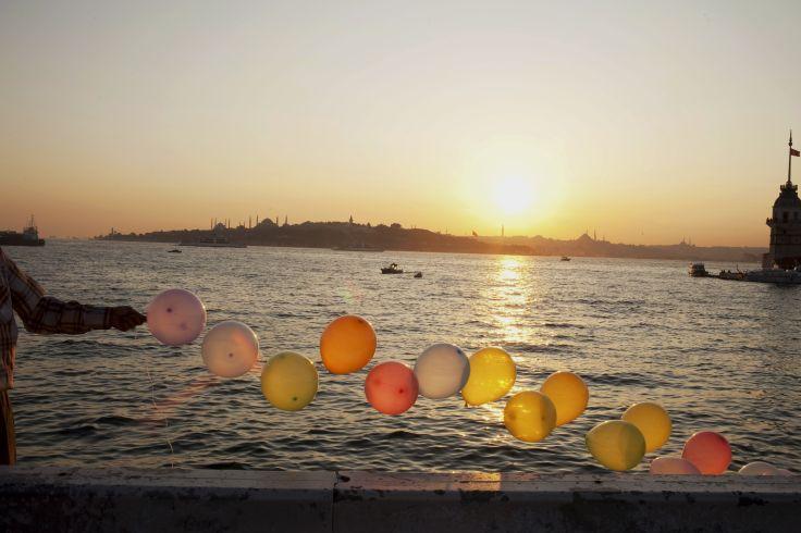 Détroit du Bosphore - Istanbul - Turquie