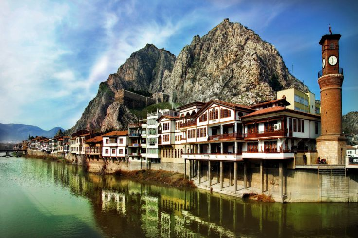 Emin Efendi Konaklari - Amasya - Turquie
