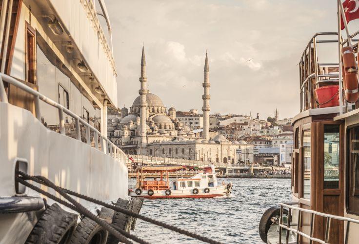 Mosquée neuve - Istanbul - Turquie