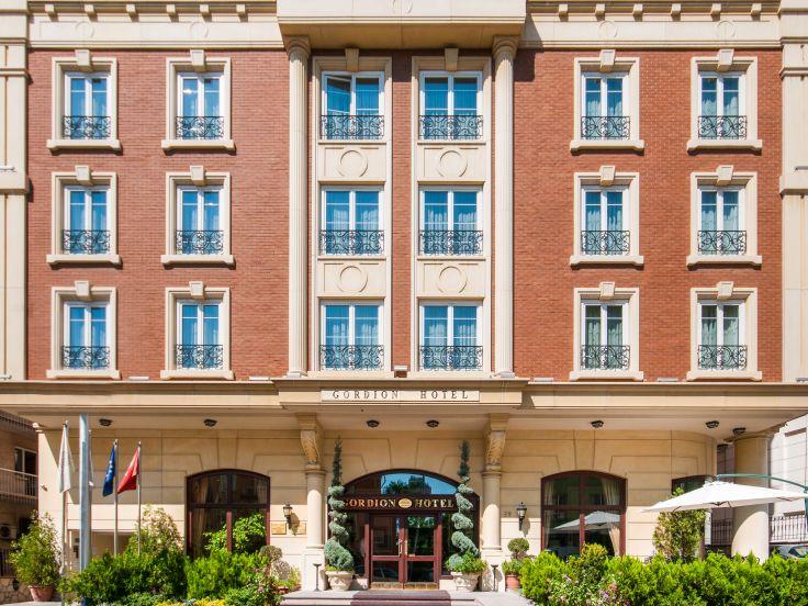 Gordion Hotel - Ankara - Turquie