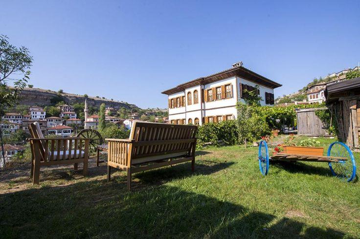 Cesmeli Konak - Safranbolu - Turquie