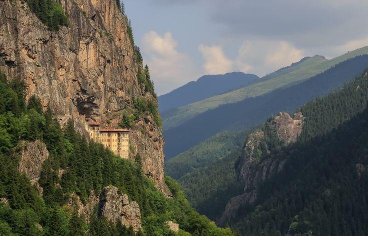 Monastère de Sumela - Sumela - Turquie