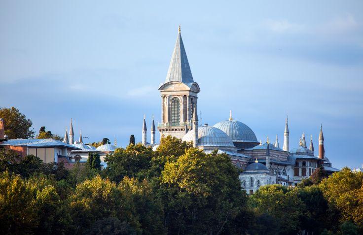 Topkapi - Istanbul - Turquie