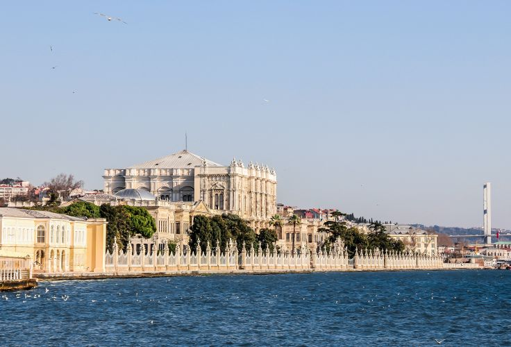 Palais Dolmabahce - Turqiue