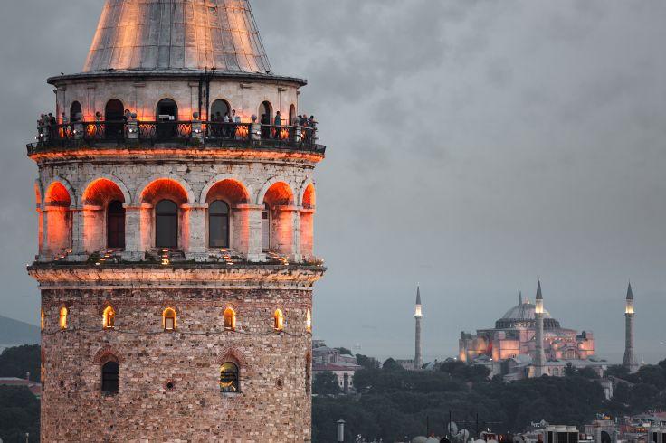 Tour de Galata - Istanbul - Turquie
