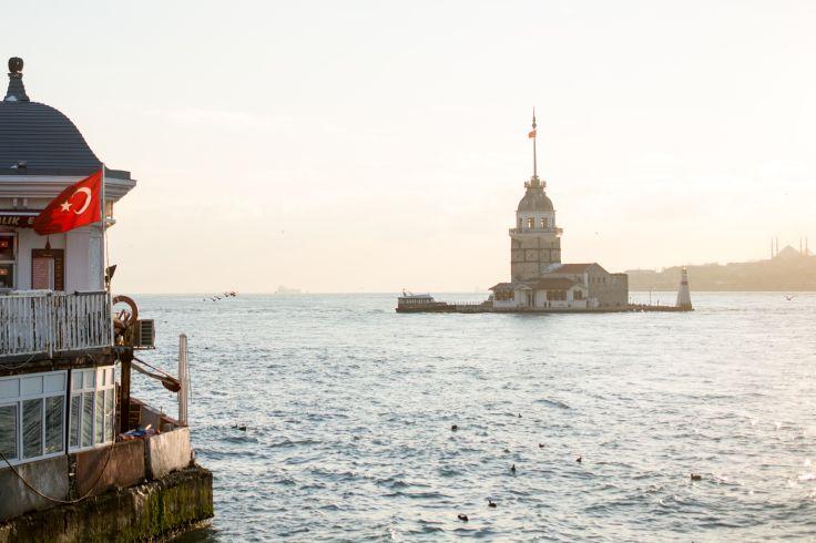 Tour de Léandre - Istanbul - Turquie