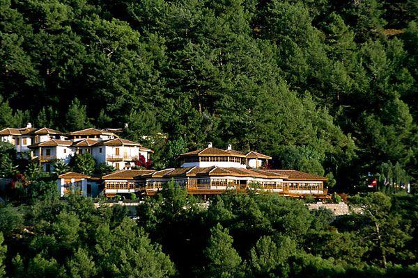 Séjour en Turquie : Montana Pine Resort - La détente entre montagne et lagon...