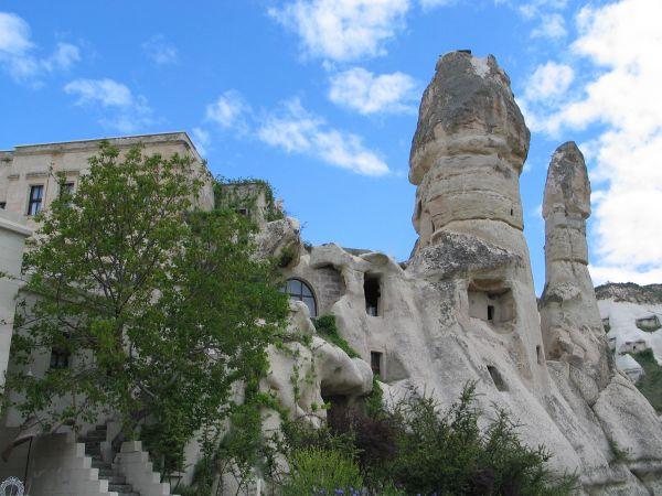 Sur Mesure en Turquie : Logis troglodytiques et sculptures telluriques