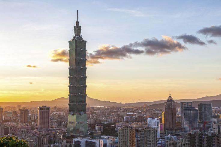 Tour 101 - Taipei - Taiwan
