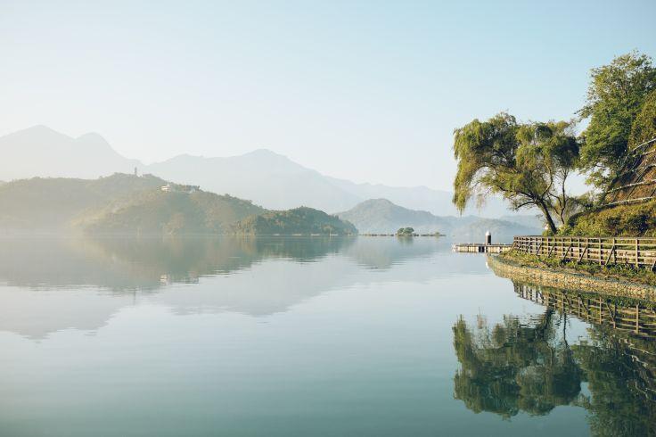Sun Moon Lake - Comté de Nantou - Taïwan