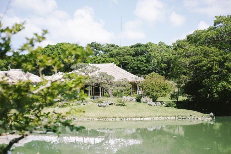 Shikina-en - Okinawa - Japon