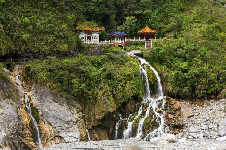 Parc National de Taroko - Taiwan